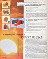 signos tempranos del melanoma, el ABCD